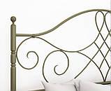 Металеве ліжко Parma (Парма), фото 2