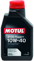 Олива моторна Motul 2100 Power Plus 10W-40 1л