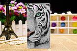 Чехол для Sony Xperia Z Ultra Xl39h c6802 c6806 c6833 c6843 с рисунком лев абстракция, фото 9
