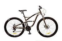 """Велосипед 29"""" Formula SPARK AM2 14G DD рама-18"""" St хаки (м) 2017"""