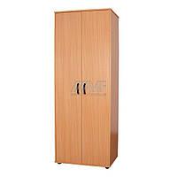 OM-10 Шкаф гардеробный (720х360х1900мм) бук/бук