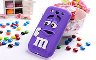 Чехол 3D M&M'S Samsung Galaxy Core 2 G355, QG678