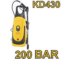 Мойка высокого давления Kraft Dele  KD430 + Пена