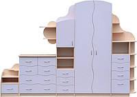 Меблі модульна для дитячої Яся