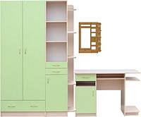 Детская модульная мебель Бася