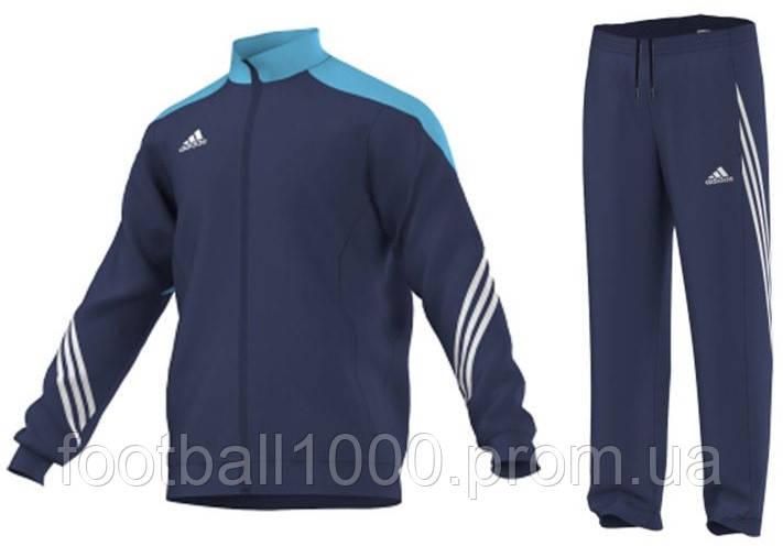 62a9949c Спортивный костюм Adidas Sereno 14 Poly Suit F49713 - ГООООЛ› спортивная и  футбольная экипировка,