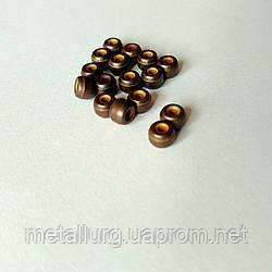 Втулка сферическая бронзографитовая С2х6х4