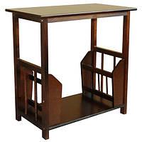 Журнально-кофейный столик  СМ-1 из дерева / СКИФ, фото 1