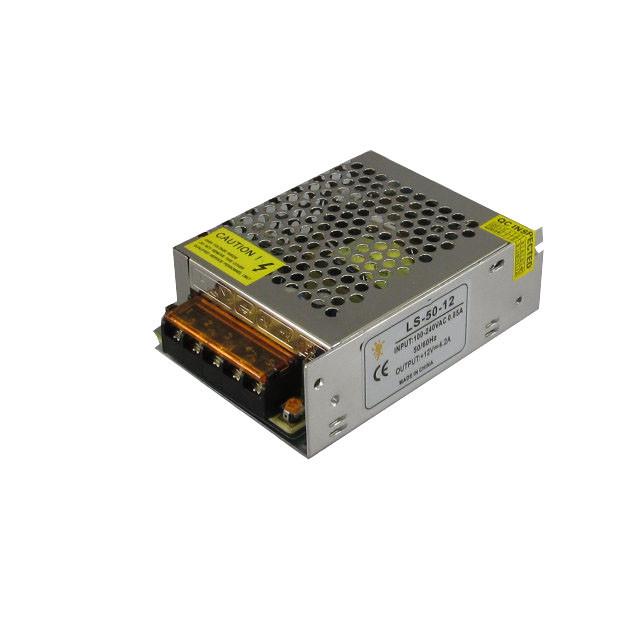 Блок питания 50W 12V 4.16A IP20
