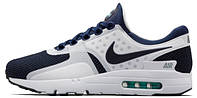 Мужские кроссовки Nike Air Max Zero Quickstrike White/Blue