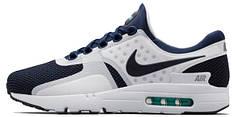 Мужские кроссовки Nike Air Max Zero Quickstrike White/Blue