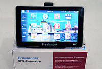 "7"" GPS навигатор Freelander 7033 4Gb Bluetooth + AV-in IGO+Navitel+CityGuide"