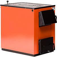 Твердотопливный котел Макситерм 20П (Оранжевый)