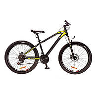 """Велосипед 26"""" Formula BLAZE PRO AM 14G HDD рама-15"""" St черно-салатный 2017"""