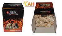 Разжигатели огня Czechowice парафинированые древесные волокна в картонной упаковке 32 шт.