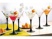 Набор бокалов для мартини Luminarc Domino 6 шт 140 мл