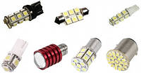 Автомобильные светодиодные LED лампы. Основные характеристики и особенности.