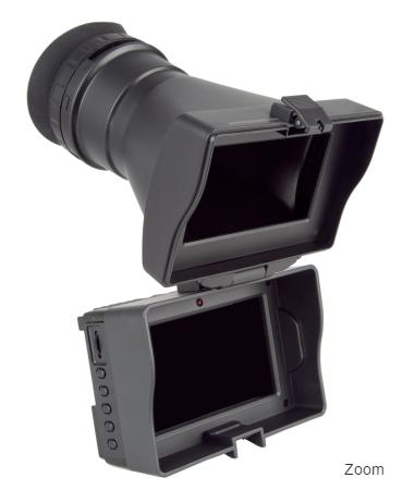 Монитор и видоискатель F&V SpectraHD 4 and Loupe Kit