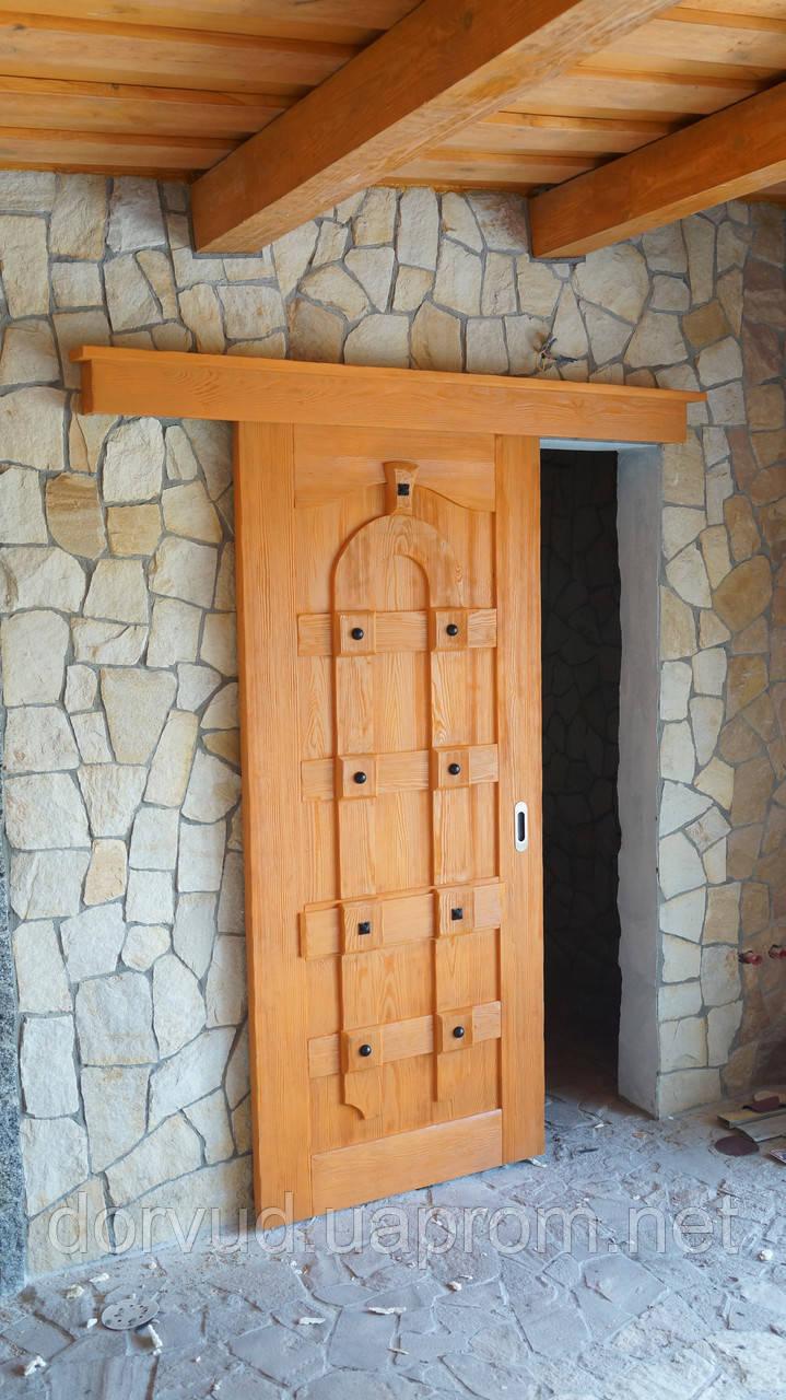 Межкомнатные раздвижные деревянные двери от производителя