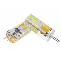 LED лампа BIOM G4-2W-12V 3000К силикон