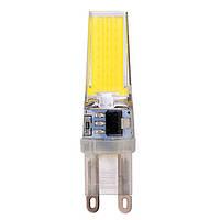 LED лампа BIOM G9-5W-2835-220 3000К пластик