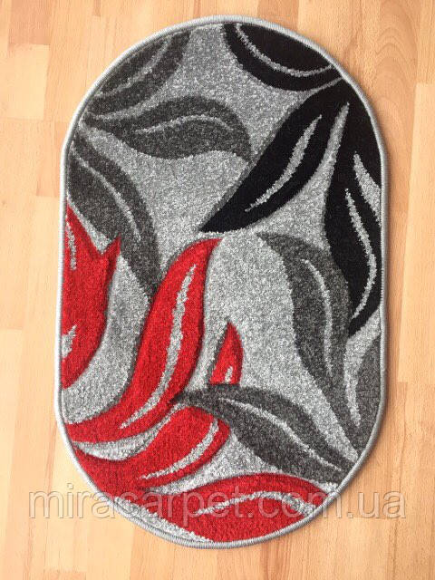 Коврик 2112 grey - Mira Carpet в Хмельницком