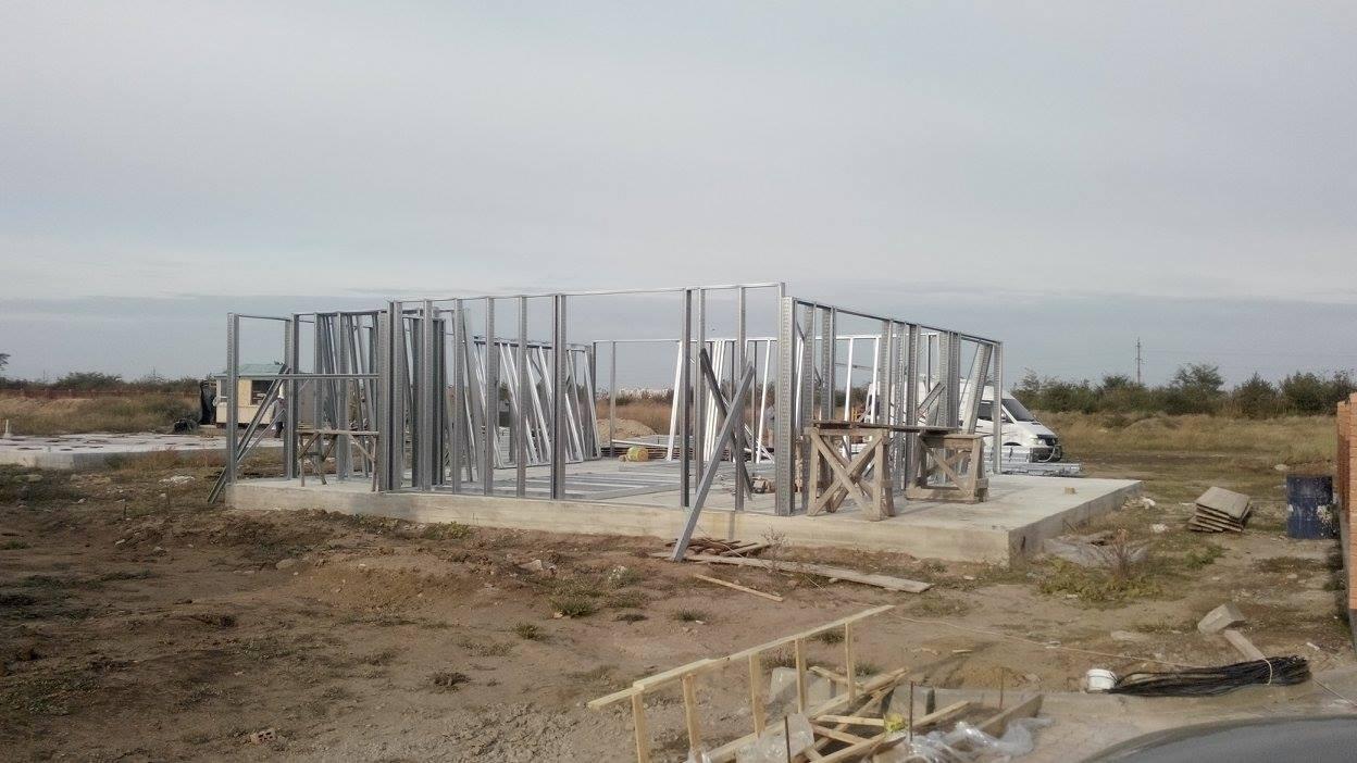Строительство Складов под ключ - ЧП «ЕВРО-СТРОЙ» в Днепре