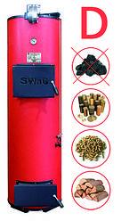 Твердотопливный котел длительного горения Swag 20 кВт D
