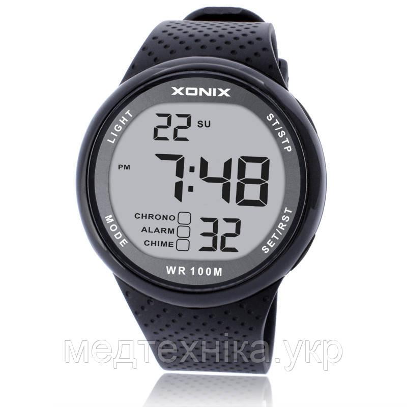Часы спортивные для дайвинга, плавания Xonix GJ-007C, водозащита 100м, фото 1