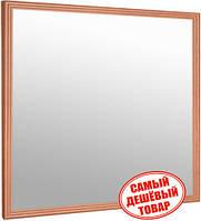 Зеркало навесное в прихожую в МДФ рамке (декор)