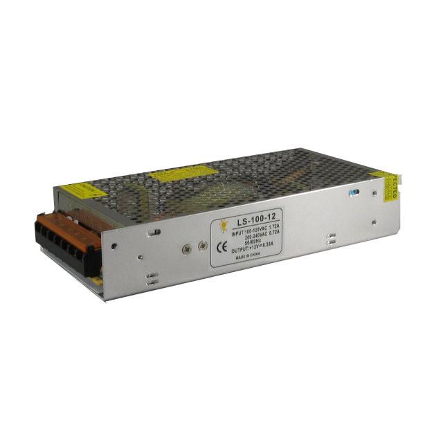 Блок питания 100W 12V 8.33A IP20