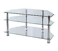 Стеклянный столик под ТВ- 8