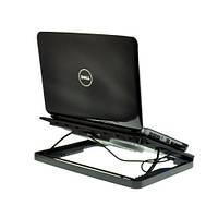USB подставка под ноутбук Notebook N137 (кулер с 5 вентиляторами), фото 1