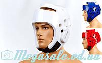 Шлем для тхэквондо 2018 (шлем защитный для тхэквондо), 3 цвета: размер S/M/L/XL