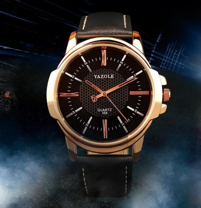 Часы мужские наручные Yazole, цена 225,15 грн., купить в Хмельницком ... 9a9e3672e5a