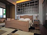 """Кровать деревянная """"Атлант- 15"""""""