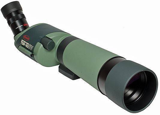 Подзорная труба  для охоты  наблюдений на природе  Kowa 20-60x82/45 (TSN-82SV) 914783 зеленый