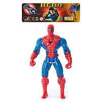 Супергерой 8077 А-1 СП, свет, 25см, в кульке, 32-17-4см