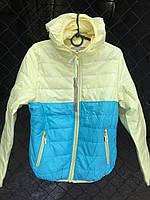 Весенняя куртка на девочек GRACE