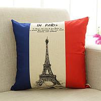 "Декоративная подушка ""Paris"""