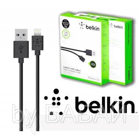 "USB кабель ""Belkin"" 1.2 м для iPhone 5"