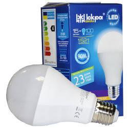 Лампа LED Искра A60 220В 10Вт 3000K E27, фото 2