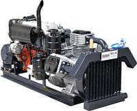 Компрессор дизельный давление 2,5-3 бар (10200 л./мин)