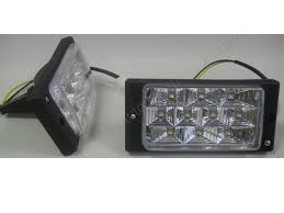 Фары противотуманные диодные PL 519 LED ВАЗ 2110