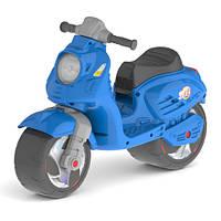 Каталка-толокар «Скутер» 502 Орион,синий
