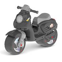 Каталка-толокар «Скутер» 502 Орион, черный