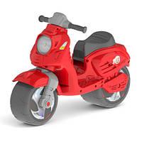 Каталка-толокар «Скутер» 502 Орион, красный