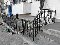 Кованные ограды заборы решетки