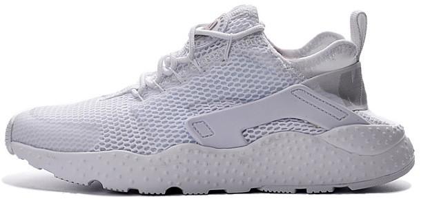 Женские кроссовки Nike Air Huarache Run Ultra Breathe 833292 100, Найк Аир Хуарачи
