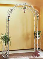 Кованая свадебная арка на прокат, аренда